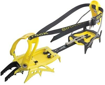 Singing Rock Lucifer II Semiclassic Crampons Alpine Anti Slip Ice Snow Mountain