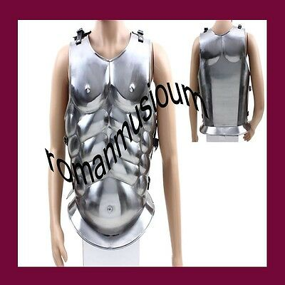 Roman Gladiator Muscles Armor Conquerors Pride Plate Armour 300 Greek Spartan