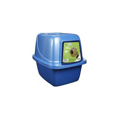 Van Ness Enclosed Cat Pan - Accessories - Cat - Litter Trays