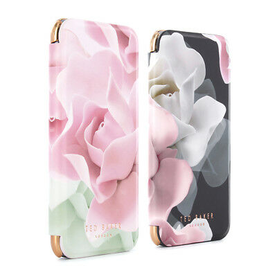 7f7961a6f3ff6d OFFICIAL TED BAKER AW16 Womens Floral Folio Case COLLECTION for iPhone 6S 6  Rose