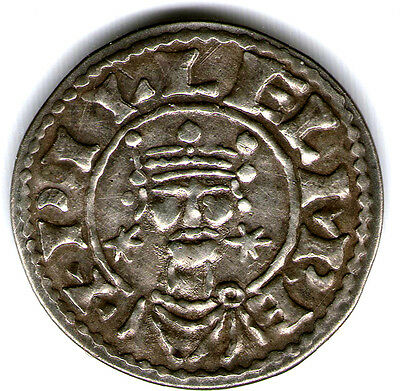 (51) King William II (1087-1100), Cross Voided Type Penny souvenir