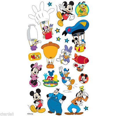 Disney Jolee's Boutique XL ***MICKEY MOUSE CLUBHOUSE*** NIEUW!!!