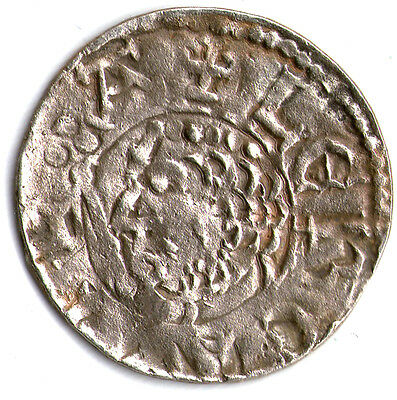 (3) William the Lion Scottish hammered penny Solid Sterling Silver Souvenir