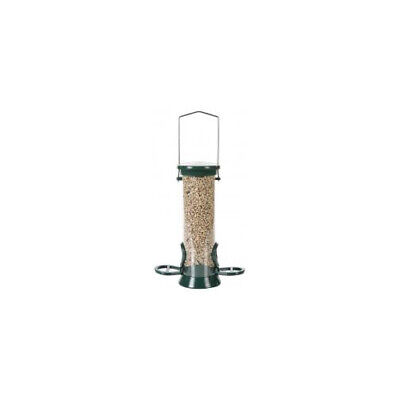 Cj Defender Metal Seed Feeder Green - Accessories - Wild Bird - Feeders