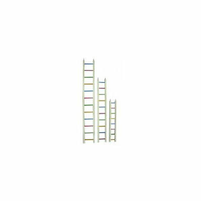 Wooden Ladder Multi Coloured - Accessories - Bird - Cage Fittings