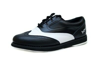 Bowling shoes - Bowlio Strike Classic - made of leather with Microfiber roller