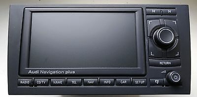 Audi A6 S6 RS6 4B RNS-E Navigation Plus GPS, SD mp3, GPS-Antenne, Rechnung DE