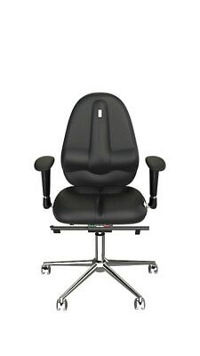Ergonomic chair CLASSIC Hand-crafted Home Office computer, Executive armchair