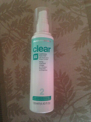 Spray matifiant visage CLEAR * anti-imperfections * NEUF ! *