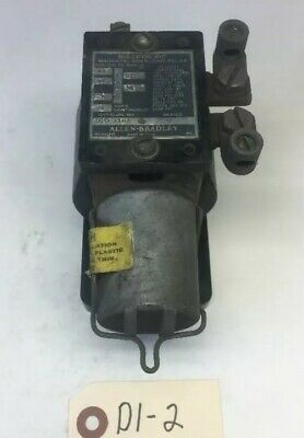 Allen Bradley 810-A10A Magnetic Overload Relay *Fast Shipping* Warranty!