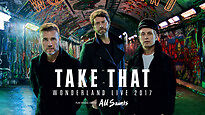 Take That Tickets - Less Than-Face Value -  Dublin 3 Arena - 16th May '17