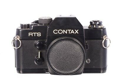 Contax RTS body, almost mint!