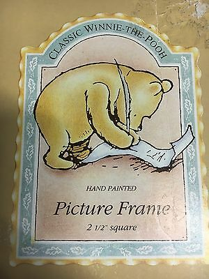 Charpente Classic Winnie The Pooh Picture Frame