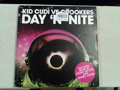 "Kid Cudi Vs Crookers Day N Nite (UK Garage / Bassline12"" Vinyl)"