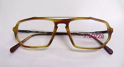 Occhiali Montatura LOZZA Vintage Frame Old Italy William Anni 80 New Old Stock
