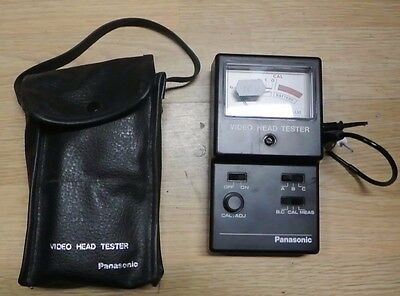 Panasonic Vintage Video Head Tester Modèle VFK-0225
