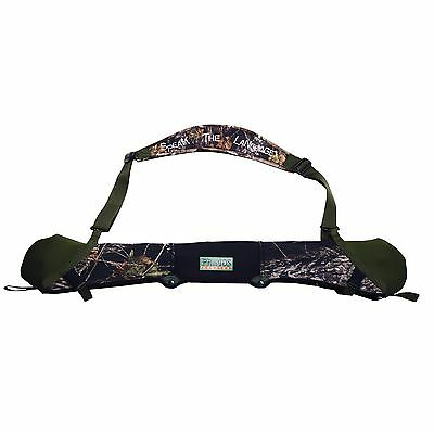 "New! Primos Neoprene Bow Sling Mossy Oak® Break-Up, Fits all bows 28"" -38"" 65615"