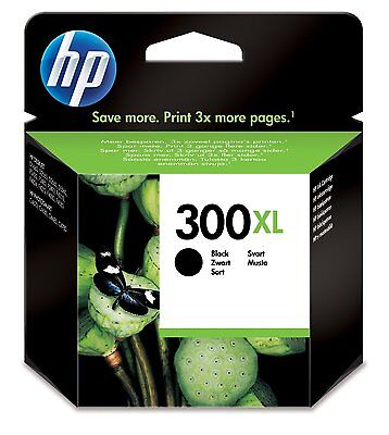 2 cartuchos hp300 xl negros + 2 hp300 XL color ORIGINALES 100% PRECINTADOS
