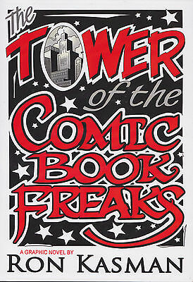 Graphic Novel.Fiction.  NYC Comicon in 1971, Caliber Pub. 2017, 216 pgs, fanzine