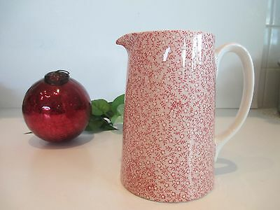 """Royal Crownford COUNTRY CHINTZ Pink Pitcher STAFFORDSHIRE England 5"""""""