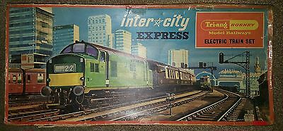 1960s INTER-CITY EXPRESS HORNBY BOXED TRAIN SET
