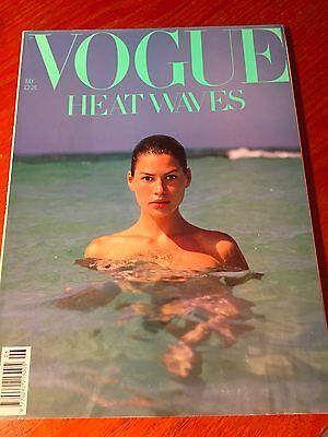 1989 July FREE GIFT WRAP  VOGUE SPECIALIST SHOP free gift wrap Fast Dispatch