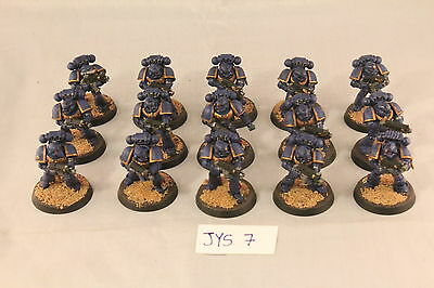 Warhammer Space Marine Tactical Marines