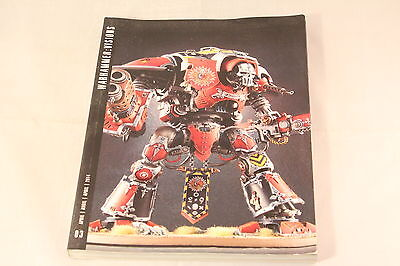 Warhammer Visions Magazine Issue #3 April 2014