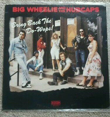 Big wheelie and the hubcaps bring back the do wops vinyl record 12 lp rare 1973