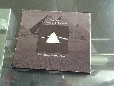 Pink Floyd Dark Side Of The Moon 20Th Anniversary Edition Cd