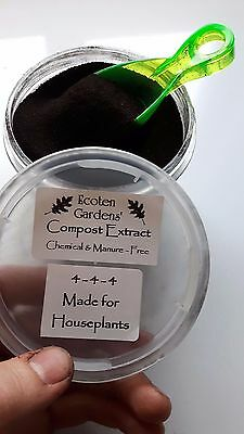300g Compost Extract, Humate Mix for Houseplants
