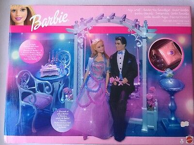 Barbie Zauber Juewelen Set, OVP