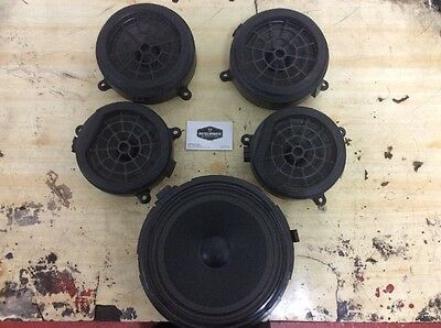 Mercedes W203 C Class Speaker Set And Subwoofer