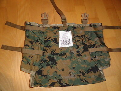 Usmc Radio Utility Pack Rucksack Ilbe, Us Army Marpat Marines Utility Pouch Case