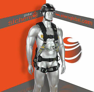 High Comfort, High Quality, Fall Arrest, Safety Harness, With Positioning Belt
