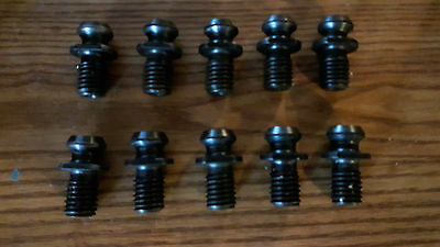 Milltronics Pull Studs -- Brand New Lot Of 10 Pieces