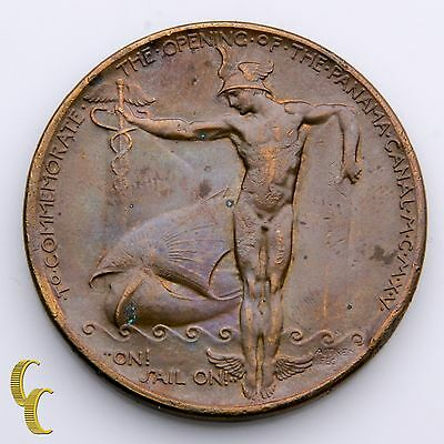 1915 Panama Pacific Exposition So-called Dollar Bronze HK-400