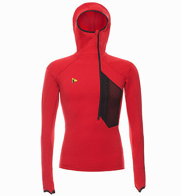 BASK Jacket Polartec Power Stretch Pro Explorer Hood V2 Warm First/Second Layer