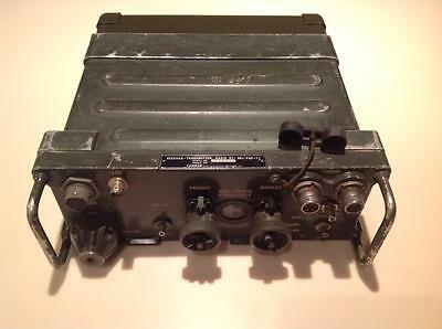 Tadiran Rt-841 / Prc-77 Vintage Military Radio