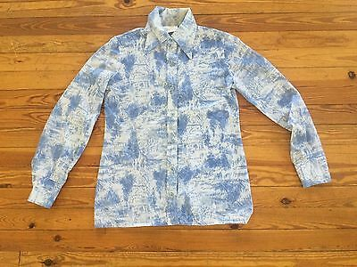 AWESOME Vintage Jantzen Boys Button Shirt Size 8
