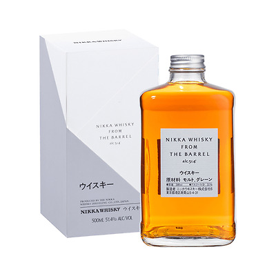 Nikka From The Barrell Japanese Whisky 500ml