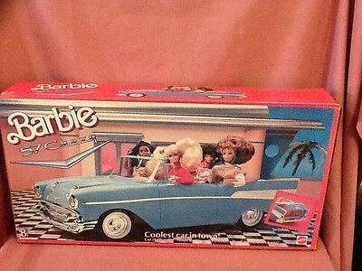 Factory Sealed Never Opened!!!! Vintage 57 Chevy Barbie 1