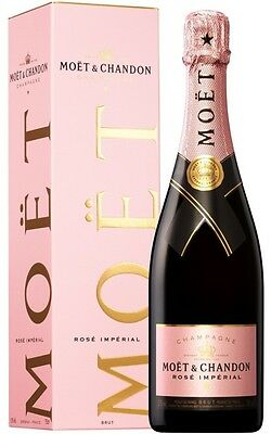 Moet & Chandon Rose Imperial NV Gift Boxed
