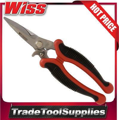"Wiss Shears 8 1/2"" Easy Snip Utility WEZSNIP"