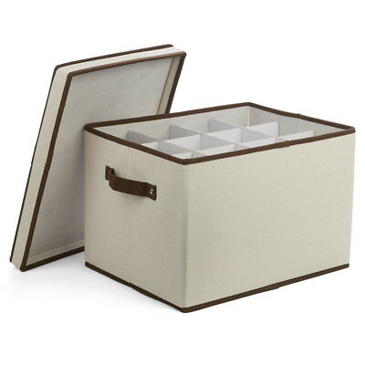 NEW Winex Large Stemware Storage Box