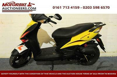 2011 61 Kymco Agility Rs 50 - Spares Or Repairs