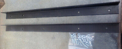 Extend Iron Bedrail Length to Your Custom Length Kit