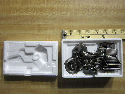 New Vintage Harley AMF Shovelhead Butane Table Lighter