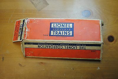 Lionel 3464 Operating Boxcar Box Only