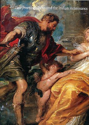 Painting  Book - Esso Presents Rubens And The Italian Renaissance